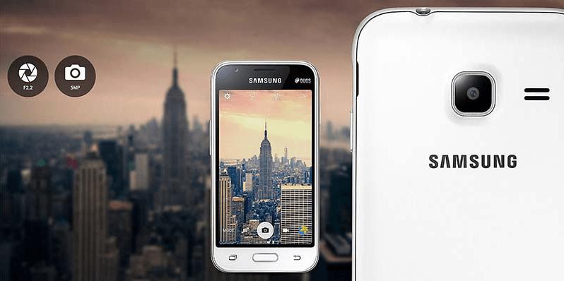 spesifikasi Samsung j1 mini prime