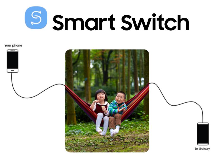 Cara Pindah Data Hp Via Smart Switch Samsung