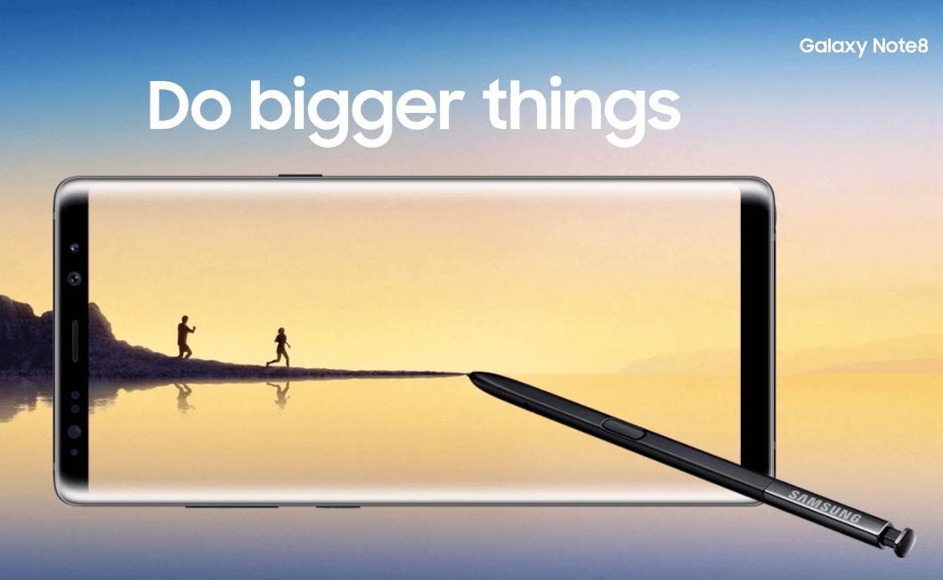 Harga Samsung Galaxy Note 8 dan Spesifikasi