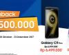 Promo Hp Samsung Terbaru Samsung Cashback Galaxy C9 Pro dan A7 2017