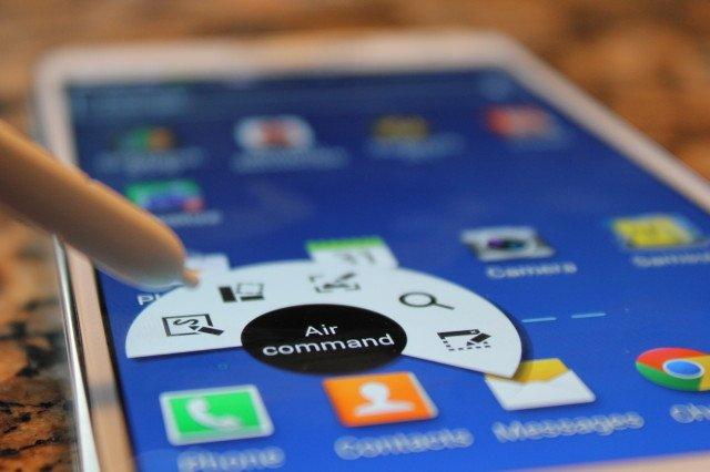 Cara Menggunakan Stylus Pen untuk Menggulir Aplikasi di Galaxy Note8
