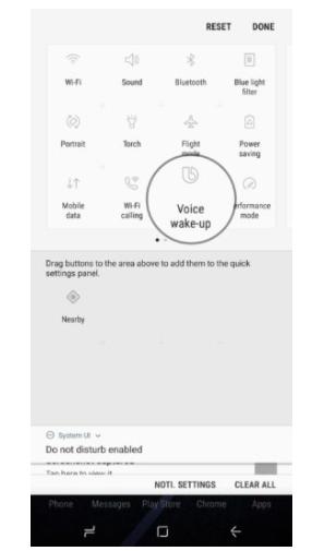 Cara Membuat Tombol Khusus Bixby Voice di Galaxy S8 atau Note 8