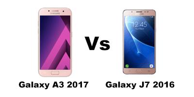Bagus Mana Samsung Galaxy A3 2017 Vs Galaxy J7 2016