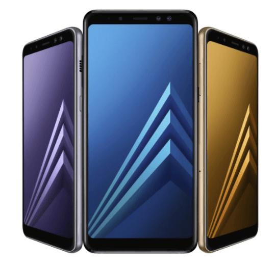 Fitur-fitur Terbaik Galaxy A8 2018 dan Galaxy A8 Plus 2018