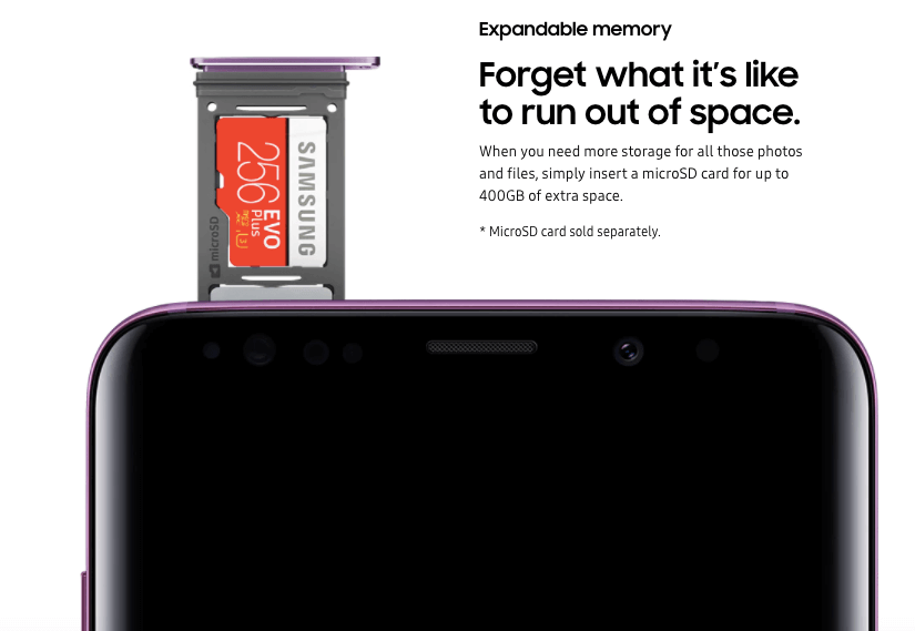 Cara Memindahkan Aplikasi dari Memori Internal ke Kartu MicroSD di Samsung S9