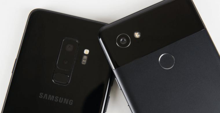 Perbandingan Hasil Kamera Samsung S9 dengan Pixel 2
