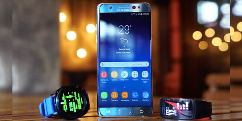 Harga Samsung Galaxy Note FE-7