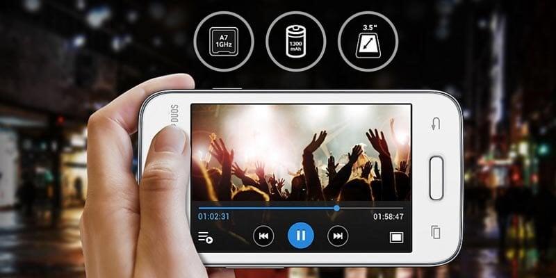 Harga Samsung Galaxy Young 2-2