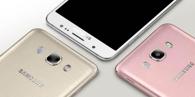 Desain Samsung Galaxy J7 2016 Kokoh