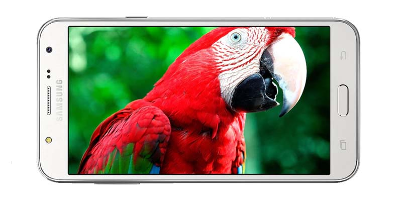 Samsung Galaxy J7 Super Amoled