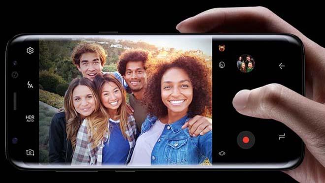 Samsung Galaxy S8 Famera