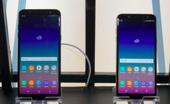 Samsung A6 dan Samsung A6+