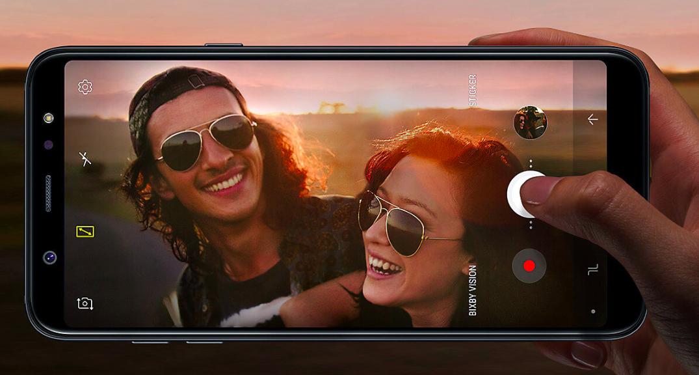 Kelebihan Samsung A6+ Dibandingkan Samsung A8+