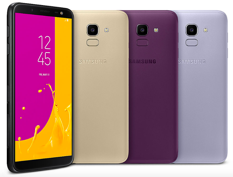 Samsung Galaxy J6 2018 Harga Dan Spesifikasi Januari 2019