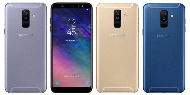 Harga Samsung Galaxy A6 Plus