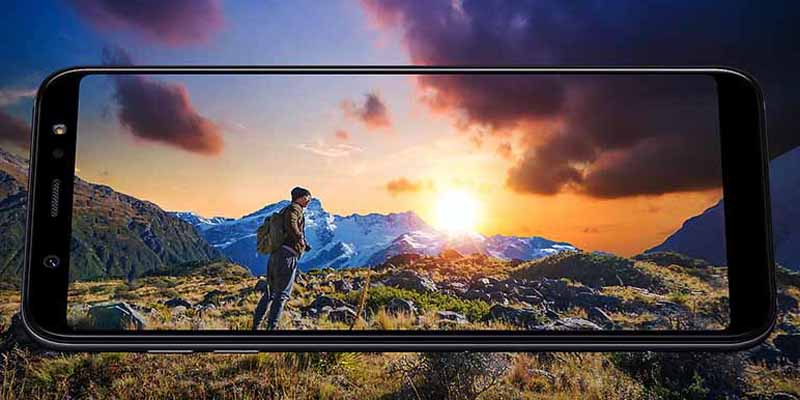 Spek Samsung Galaxy A6 Plus