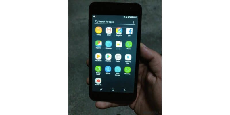 Galaxy J2 Core Android Go