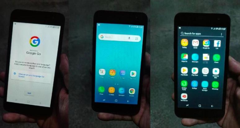 Hp Android Go Bikinan Samsung