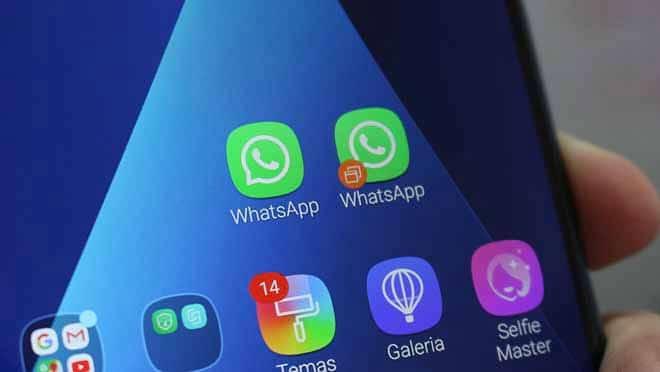 Cara WhatsApp 2