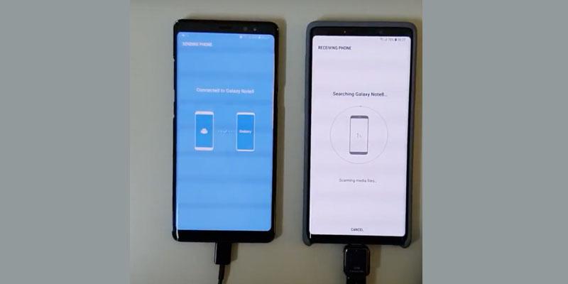 Cara Memindahkan File dari Galaxy lama ke Galaxy Note 9