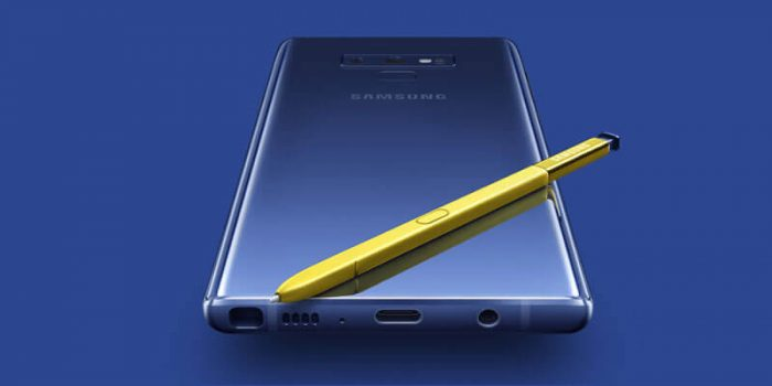 Kelebihan Samsung Galaxy Note 9
