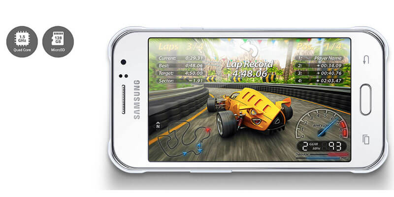 Harga Samsung Galaxy J1 Ace VE-2
