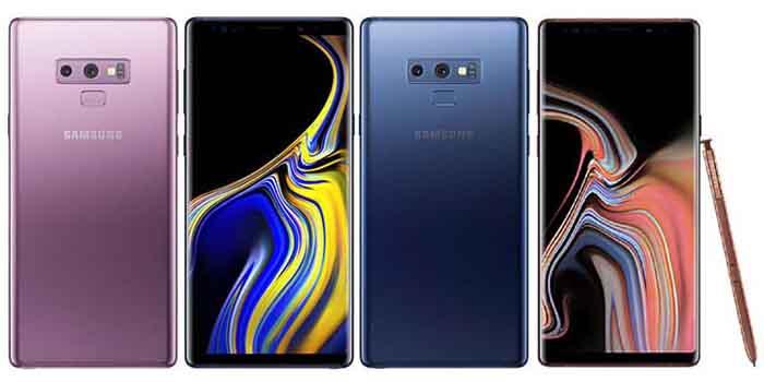 Harga Samsung Galaxy Note 9