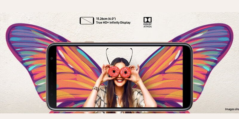 Harga Samsung Galaxy J4 Plus-5