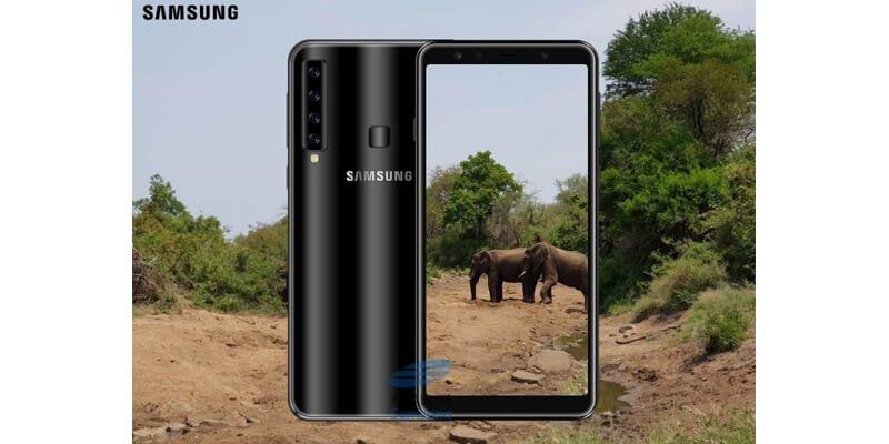 Samsung Galaxy A9s-4