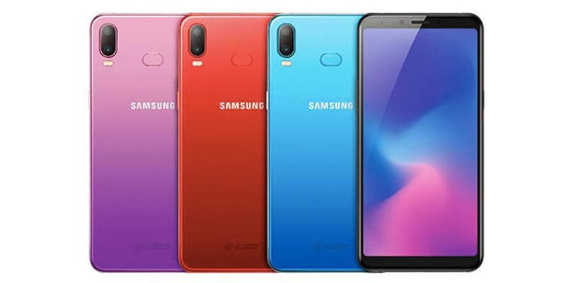 Samsung Galaxy A6s-2