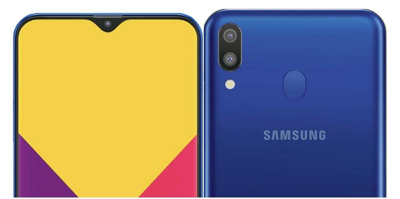 Samsung Galaxy m20, spesfikasi Samsung Galaxy m20