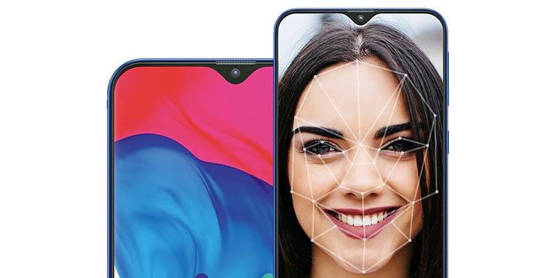 face unlock Samsung Galaxy m10