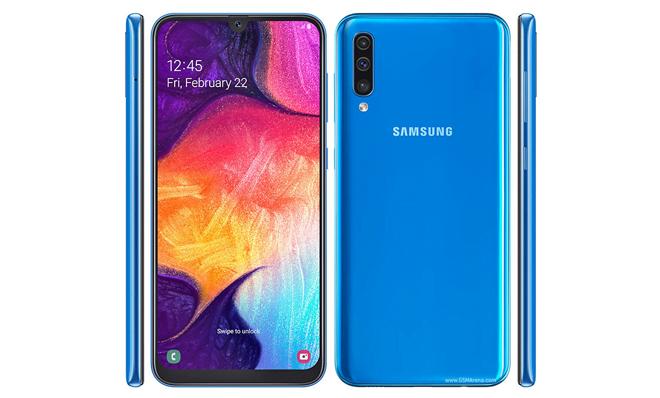 Samsung Galaxy A50 Harga Terbaru 2019 Dan Spesifikasi