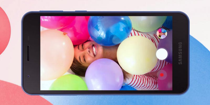 Samsung A2 Core Kamera