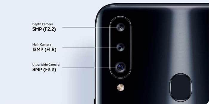 Spek Samsung Galaxy A20s