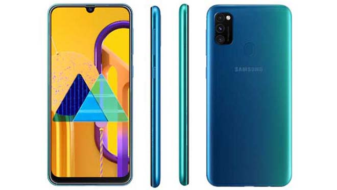 Samsung Galaxy M30s Harga Terbaru 2020 Dan Spesifikasi