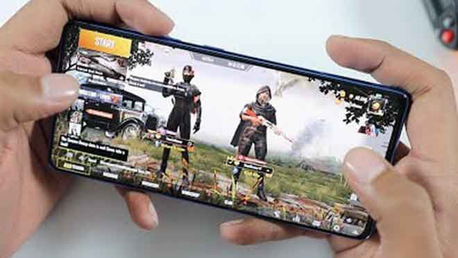 Display Galaxy S10 Lite