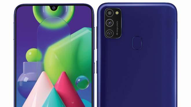 Spek Samsung Galaxy M21
