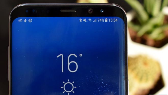 Cara Layar Samsung Shadow