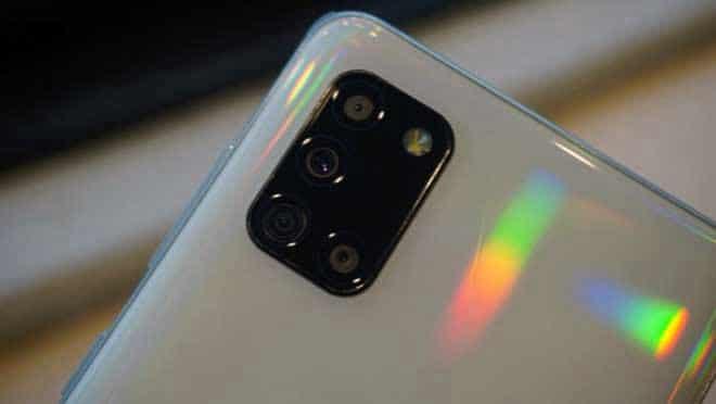 Samsung Galaxy A31 Fitur