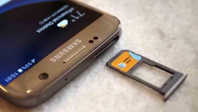 Backup Kontak Samsung Kartu SIM