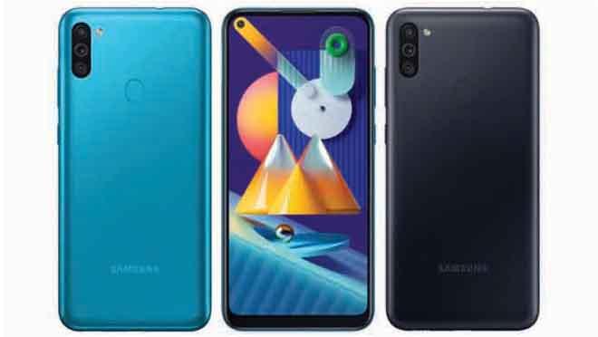 Samsung Galaxy M11 Harga