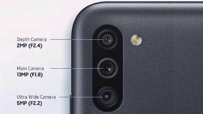 Samsung Galaxy M11 Spek