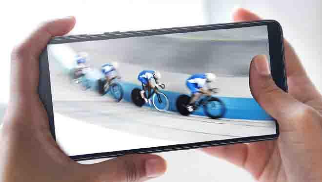 Layar Samsung A01 Core