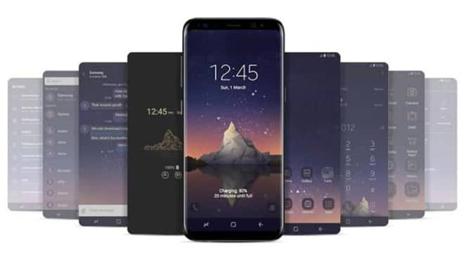 Cara Ganti Tema HP Samsung