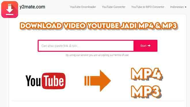 Download Youtube Jadi MP3 di PC