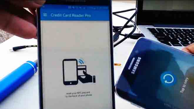 Cara Menggunakan NFC di HP Samsung