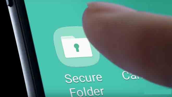 Sembunyikan Aplikasi Samsung