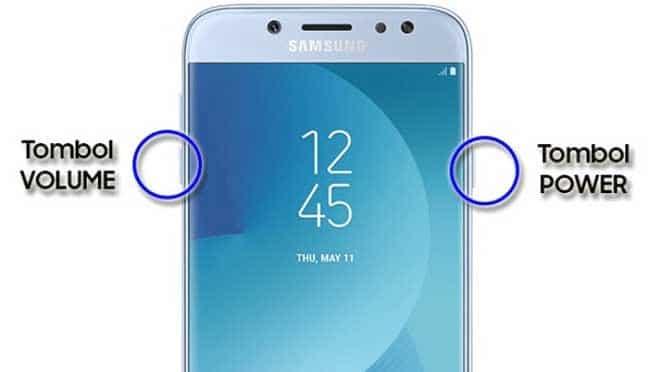 Cara Mematikan Hp Samsung Hang